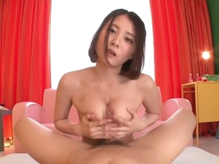 POV - China Matsuoka - titjob - bigtits
