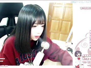 Cute Chinese Girl Smoking 1