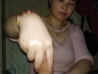 Asian Happy ending massage. Handjob expert 2
