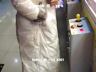Adventure of Chinese Cuckold & slut wife-39