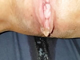asian  creampie Hd pov view