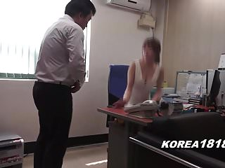 Korean porn HOT Korean Boss Lady