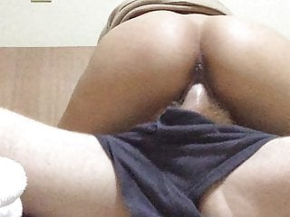 19 year old Chinese woman with 42 year old man in fuck scene