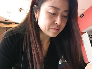 Asian Angel Face MILF for Tribute