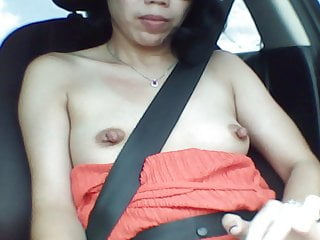 Topless to Westfield Shopping Centre