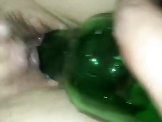 Hugewet Chinese Asian BBW skillful hungry pussy