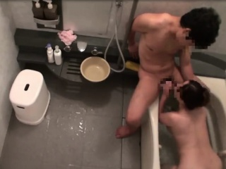 Dirty Kinky Asian Boys Oriental Shower Blowjob Fun