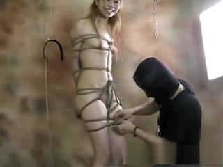 chinese naked bondage