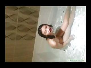 Beautiful Bath Girl