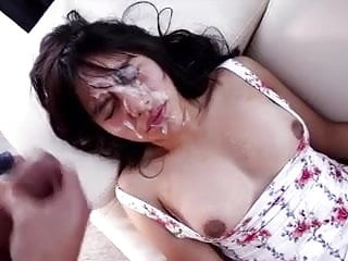 Asian Bitch Gangbanged Cum Dumpster