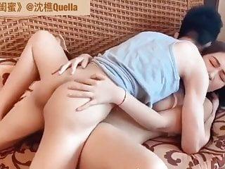 Chinese girl seduces friend's husband