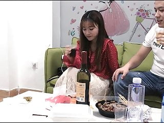 Chinese Real Prostitution, beautiful young escort girl gets fucked