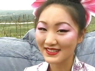 WMAF, Evelyn Lin dirty talk, fucking white cocks compilation 3