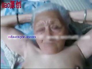 Chinese granny 9