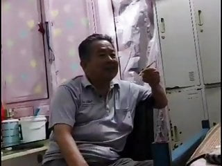 Old Chinese man 33