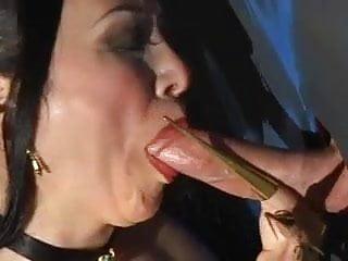 Jade Feng visits a gloryhole