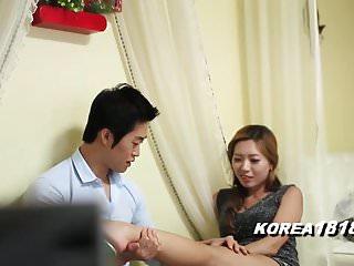 KOREA1818.COM - Dabang Girl Caught on Tape