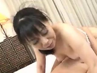 Hot Chinese chick Sensuous lick